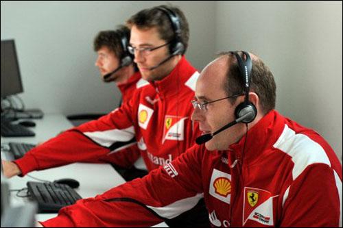 Штаб Ferrari