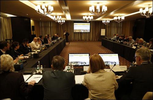 Заседание Всемирного совета по автоспорту