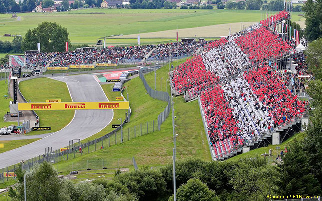 Австрийский автодром Red Bull Ring