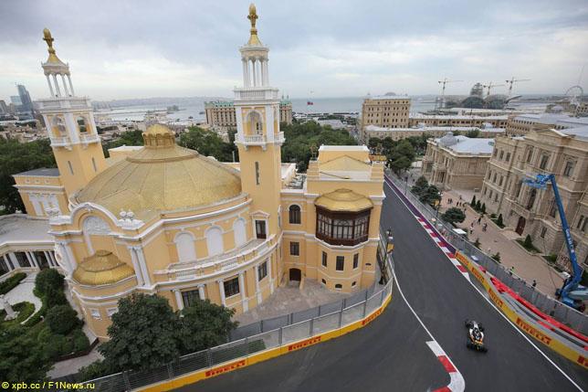 ФИА собирается поменять дату проведения этапа «Формулы-1» вАзербайджанской столице — автоспорт