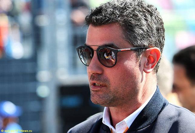 Майкл Маси, гоночный директор FIA