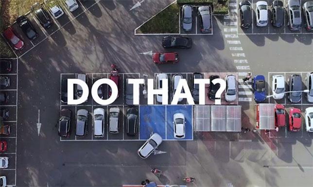 Кадр из нового видеоролика FIA