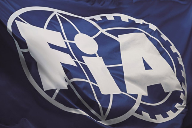 Логотип FIA