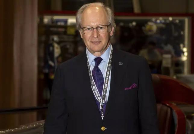 Грэм Стоукер, вице-президент FIA