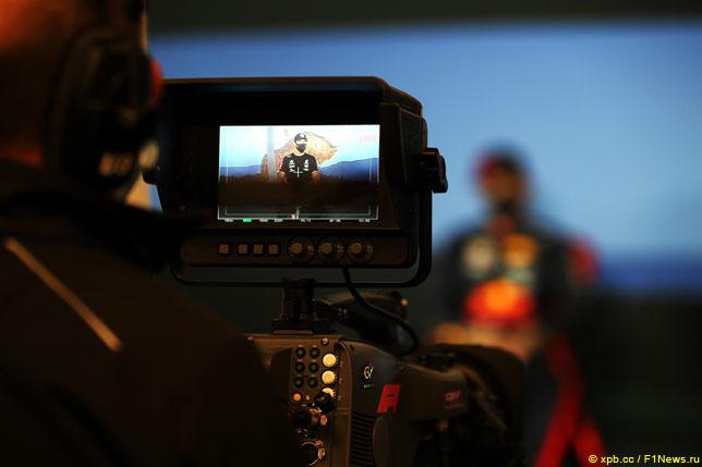 """Пресс-конференция FIA в условиях """"закрытых"""" Гран При"""