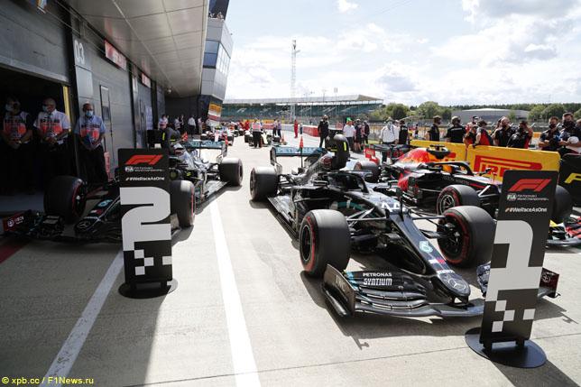 Машины после квалификации
