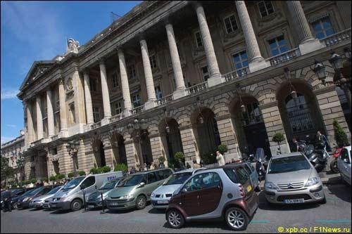 Штаб-квартира FIA в Париже