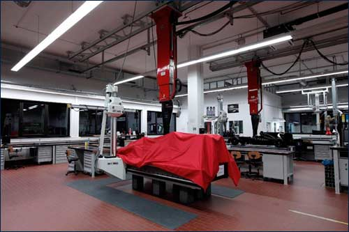 База Toyota Motorsport
