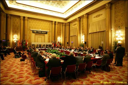 Заседание Всемирного совета FIA по автоспорту