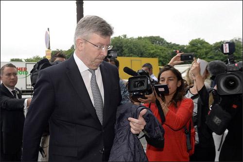 Росс Браун после слушаний Международного Трибунала FIA