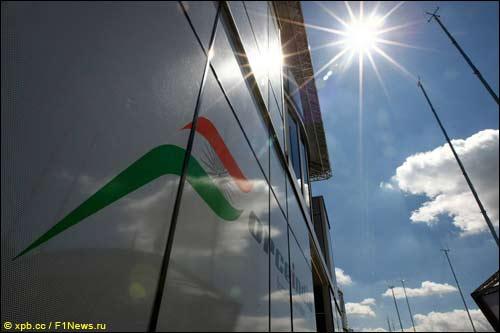 Моторхоум Force India