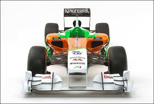 Force India VJM04