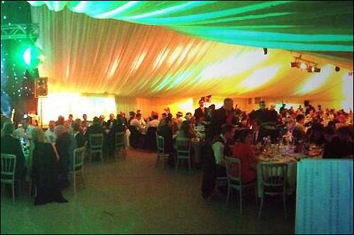 Праздничная вечерника на базе Force India