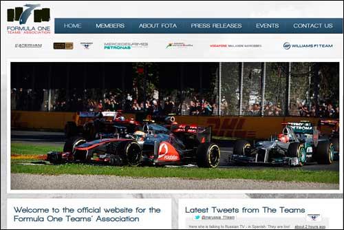 Новый сайт FOTA