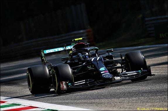 Гран При Италии: Первая часть свободных заездов