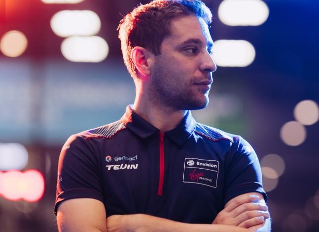 Робин Фряйнс, фото пресс-службы Virgin Racing