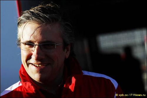 Технический директор Ferrari Пэт Фрай