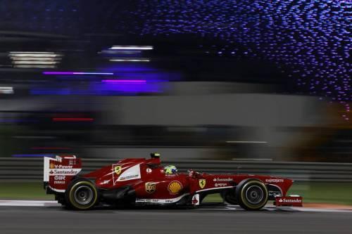 Гран При Абу Даби: Фелипе Масса