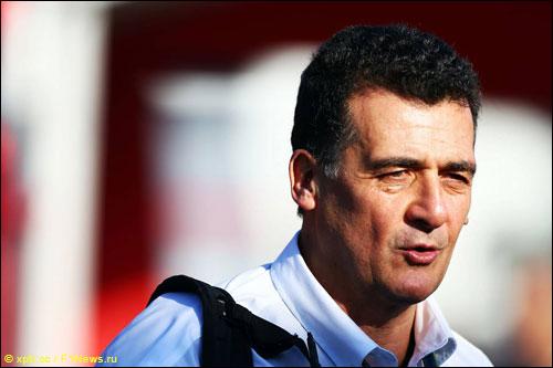Фредерико Гастальди, один из участников лондонского делового форума