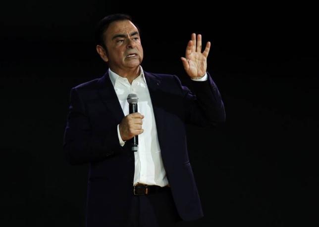 Карлос Гон объявил  озаговоре ипредательстве состороны Ниссан