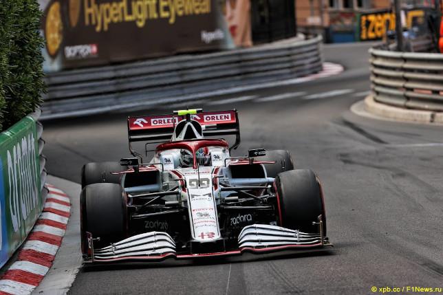 Гран При Монако. Антонио Джовинацци