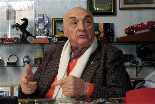 Хосе-Фройлан Гонсалес (фото 2001 года)