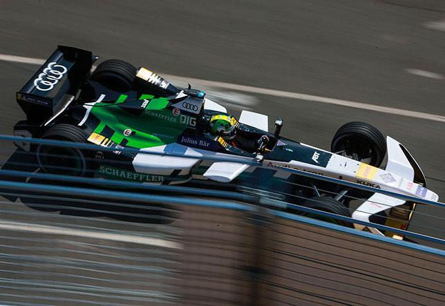 Формула E: Ди Грасси выиграл гонку, Вернь – титул!