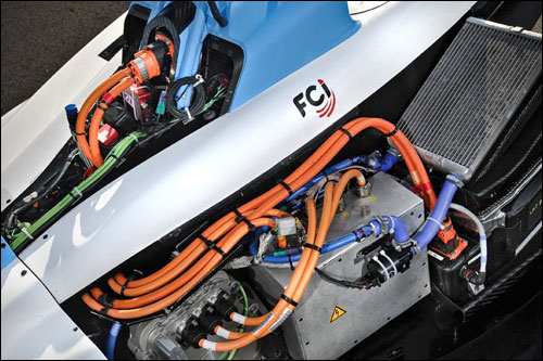 Электродвигатель машины Формулы Е