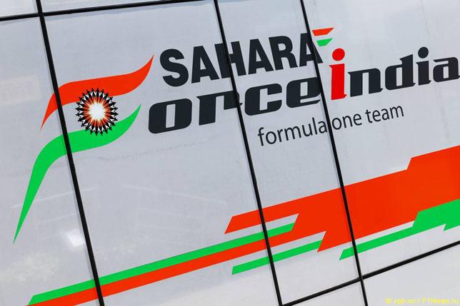 Логотип Force India