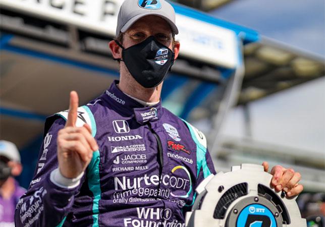 В Andretti Autosport подтвердили контракт с Грожаном