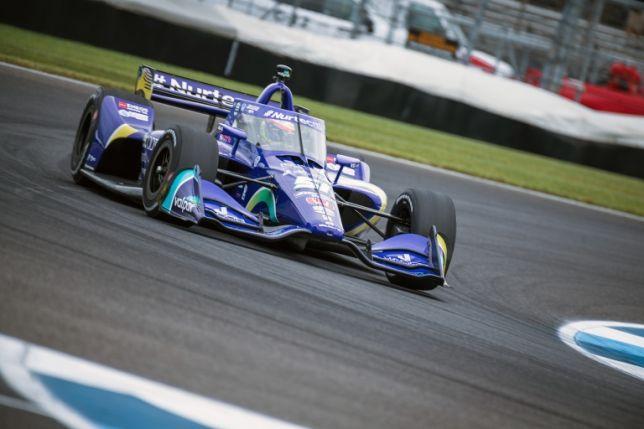 IndyCar: Грожан финишировал вторым в Индианаполисе