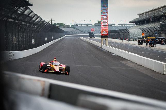 Грожан: Следующий шаг – провести полный сезон в IndyCar