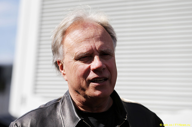 Джин Хаас, владелец комады Haas F1