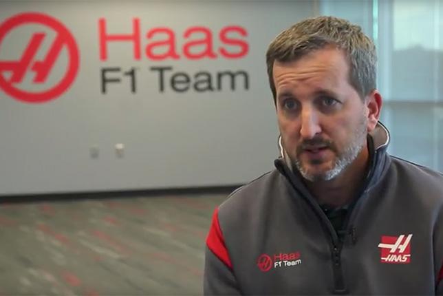 Адам Джейкобс, руководитель отдела маркетинга Haas F1