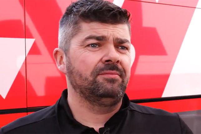 Марек Смрек, техник команды Haas F1