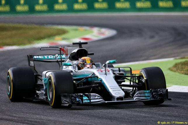 Квят финишировал 12-м наГран-при «Формулы-1» вИталии