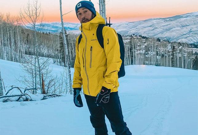 Льюис Хэмилтон тренируется в Скалистых горах американского штата Колорадо