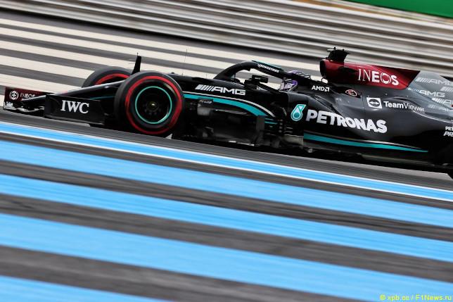 Гран При Франции. Льюис Хэмилтон