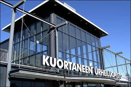 Институт спорта в Куортане