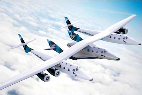 Проект Virgin Galactic
