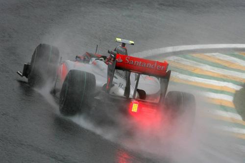 Гран При Бразилии. Автодром Интерлагос. Хейкки Ковалайнен