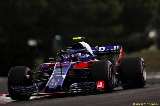 Гран При Франции. Пьер Гасли