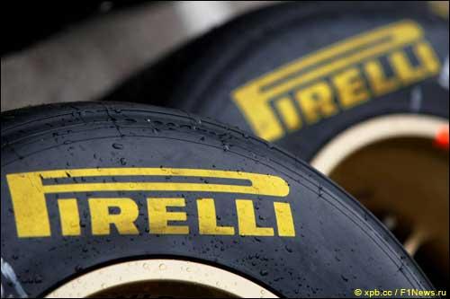 Шины Pirelli в Валенсии