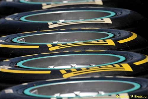 Резина Pirelli