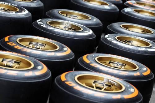 Гран При Испании. Шины Pirelli