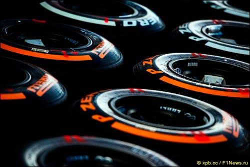 Шины Pirelli в Хересе