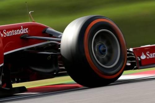 Гран При Японии. Шины Pirelli