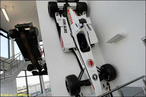 База Honda Racing в Брэкли