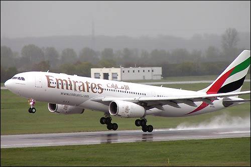 Airbus A330-200 авиакомпании Emirates