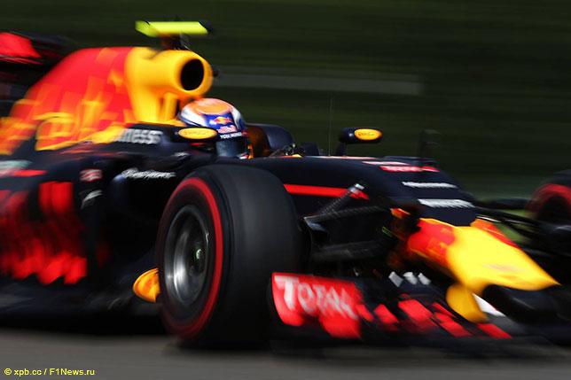 Квят стал 14-м во 2-ой тренировке Гран-при Бельгии